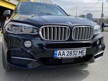 Чорний БМВ Х5 М, об'ємом двигуна 3 л та пробігом 128 тис. км за 46500 $, фото 1 на Automoto.ua
