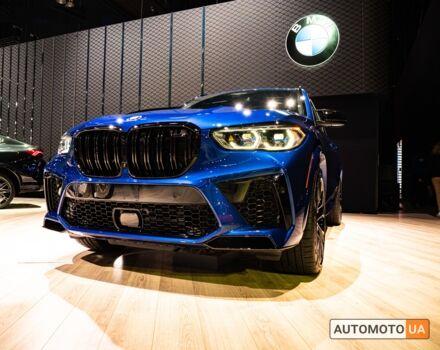 купити нове авто БМВ Х5 М 2020 року від офіційного дилера Альянс Преміум БМВ фото