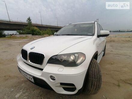Белый БМВ Х5, объемом двигателя 3 л и пробегом 180 тыс. км за 17499 $, фото 1 на Automoto.ua