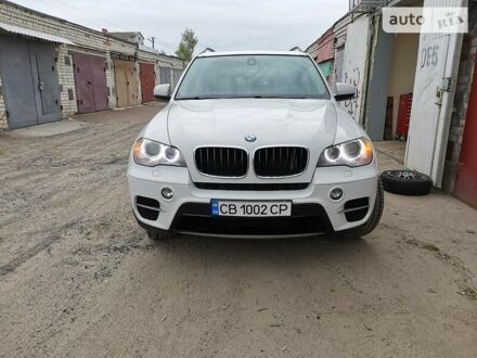 Белый БМВ Х5, объемом двигателя 3 л и пробегом 222 тыс. км за 15999 $, фото 1 на Automoto.ua