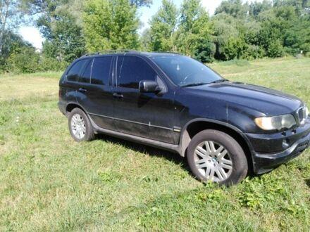 Черный БМВ Х5, объемом двигателя 3 л и пробегом 1 тыс. км за 4852 $, фото 1 на Automoto.ua