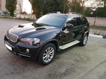 Черный БМВ Х5, объемом двигателя 4.8 л и пробегом 140 тыс. км за 14500 $, фото 1 на Automoto.ua