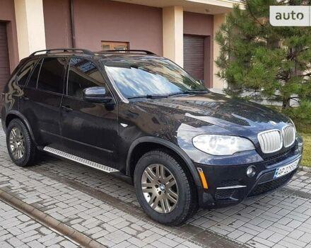 Черный БМВ Х5, объемом двигателя 3 л и пробегом 220 тыс. км за 23900 $, фото 1 на Automoto.ua