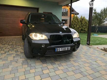 Черный БМВ Х5, объемом двигателя 3 л и пробегом 170 тыс. км за 23400 $, фото 1 на Automoto.ua