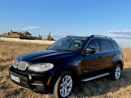 Черный БМВ Х5, объемом двигателя 3 л и пробегом 145 тыс. км за 19000 $, фото 1 на Automoto.ua