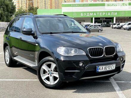 Черный БМВ Х5, объемом двигателя 3 л и пробегом 117 тыс. км за 27950 $, фото 1 на Automoto.ua