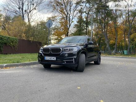 Черный БМВ Х5, объемом двигателя 3 л и пробегом 135 тыс. км за 28500 $, фото 1 на Automoto.ua