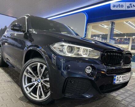 Черный БМВ Х5, объемом двигателя 3 л и пробегом 180 тыс. км за 40999 $, фото 1 на Automoto.ua