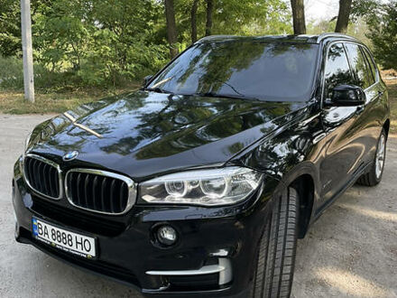 Черный БМВ Х5, объемом двигателя 3 л и пробегом 134 тыс. км за 36500 $, фото 1 на Automoto.ua