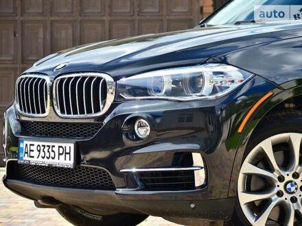 Черный БМВ Х5, объемом двигателя 2 л и пробегом 100 тыс. км за 37999 $, фото 1 на Automoto.ua