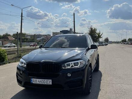 Черный БМВ Х5, объемом двигателя 3 л и пробегом 75 тыс. км за 45000 $, фото 1 на Automoto.ua