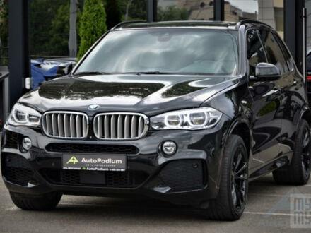 Черный БМВ Х5, объемом двигателя 4.4 л и пробегом 88 тыс. км за 56999 $, фото 1 на Automoto.ua
