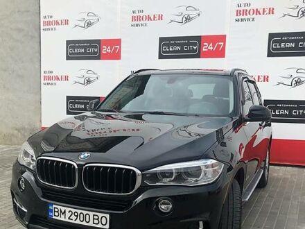 Черный БМВ Х5, объемом двигателя 3 л и пробегом 107 тыс. км за 36000 $, фото 1 на Automoto.ua