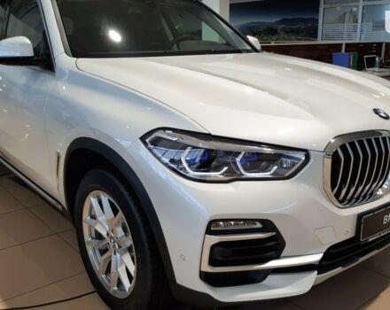 купити нове авто БМВ Х5 2021 року від офіційного дилера БАВАРИЯ ЮГ БМВ фото