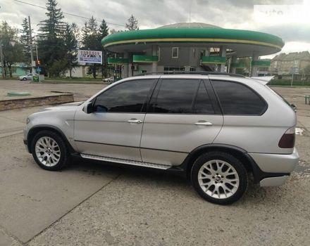 Серый БМВ Х5, объемом двигателя 4.8 л и пробегом 188 тыс. км за 14000 $, фото 1 на Automoto.ua