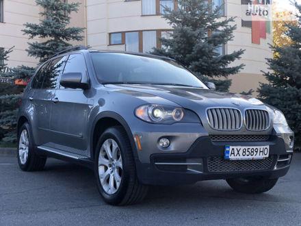 Серый БМВ Х5, объемом двигателя 4.8 л и пробегом 240 тыс. км за 15500 $, фото 1 на Automoto.ua