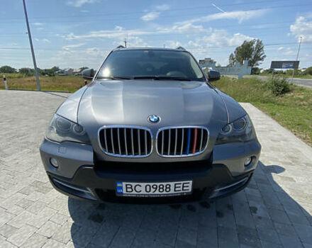 Серый БМВ Х5, объемом двигателя 3 л и пробегом 220 тыс. км за 16900 $, фото 1 на Automoto.ua