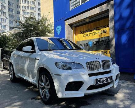 Білий БМВ Х6 М, об'ємом двигуна 4.4 л та пробігом 99 тис. км за 27800 $, фото 1 на Automoto.ua