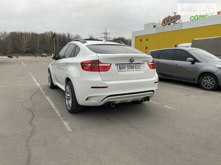 Белый БМВ Х6 М, объемом двигателя 4.4 л и пробегом 100 тыс. км за 28999 $, фото 1 на Automoto.ua