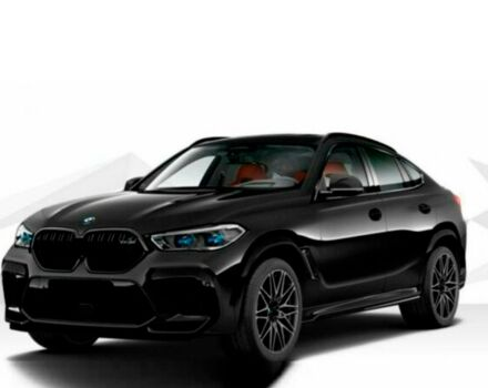 купити нове авто БМВ Х6 М 2020 року від офіційного дилера VIPCAR БМВ фото