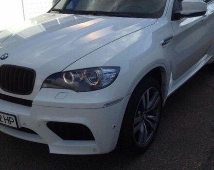 Білий БМВ Х6 М, об'ємом двигуна 5.5 л та пробігом 80 тис. км за 42000 $, фото 1 на Automoto.ua