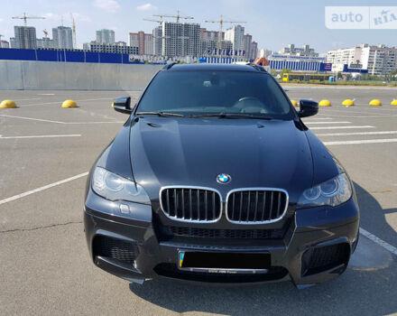 Чорний БМВ Х6 М, об'ємом двигуна 4.4 л та пробігом 57 тис. км за 45000 $, фото 1 на Automoto.ua