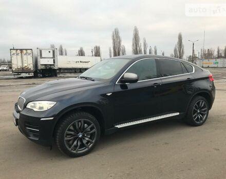 Черный БМВ Х6 М, объемом двигателя 3 л и пробегом 137 тыс. км за 63500 $, фото 1 на Automoto.ua