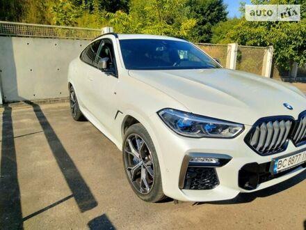 Білий БМВ Х6, об'ємом двигуна 3 л та пробігом 19 тис. км за 125000 $, фото 1 на Automoto.ua