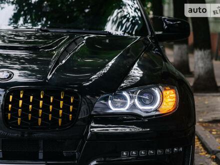 Чорний БМВ Х6, об'ємом двигуна 3 л та пробігом 109 тис. км за 24000 $, фото 1 на Automoto.ua