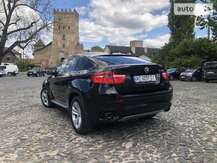 Черный БМВ Х6, объемом двигателя 3 л и пробегом 180 тыс. км за 22500 $, фото 1 на Automoto.ua