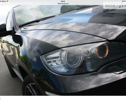 Черный БМВ Х6, объемом двигателя 3 л и пробегом 119 тыс. км за 39500 $, фото 1 на Automoto.ua