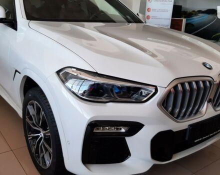 купить новое авто БМВ Х6 2021 года от официального дилера БАВАРИЯ ЮГ БМВ фото