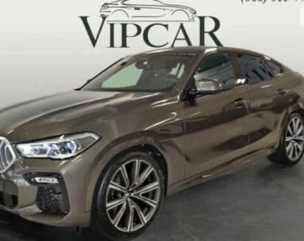 купить новое авто БМВ Х6 2021 года от официального дилера VIPCAR БМВ фото