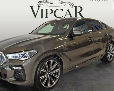 купити нове авто БМВ Х6 2021 року від офіційного дилера VIPCAR БМВ фото