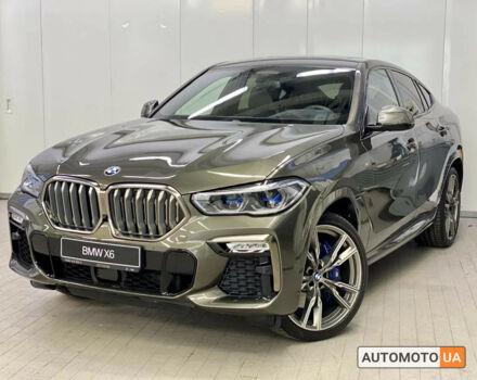 купити нове авто БМВ Х6 2020 року від офіційного дилера Альянс Преміум БМВ фото