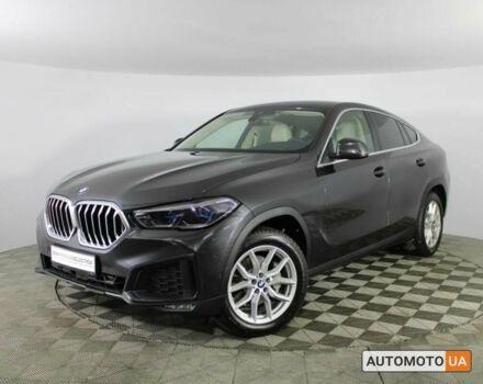 """купити нове авто БМВ Х6 2020 року від офіційного дилера Автоцентр BMW """"Форвард Класик"""" БМВ фото"""