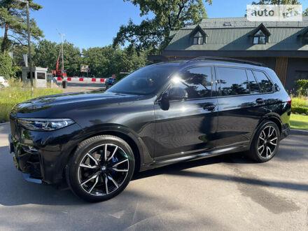 Черный БМВ X7, объемом двигателя 3 л и пробегом 28 тыс. км за 114000 $, фото 1 на Automoto.ua