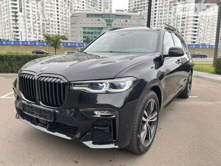 Чорний БМВ X7, об'ємом двигуна 3 л та пробігом 8 тис. км за 138000 $, фото 1 на Automoto.ua