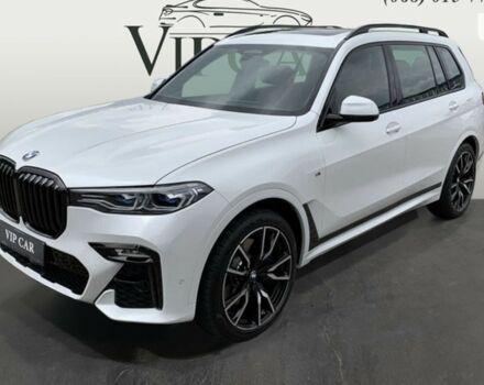 купить новое авто БМВ X7 2021 года от официального дилера VIPCAR БМВ фото