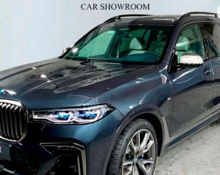 купити нове авто БМВ X7 2021 року від офіційного дилера VIPCAR БМВ фото