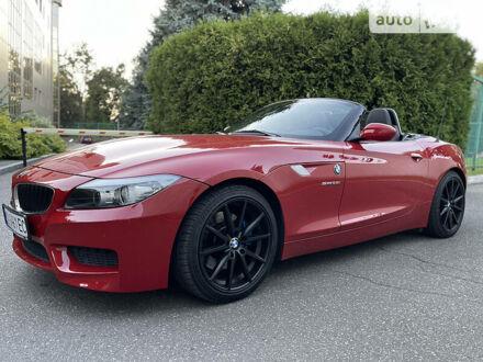 Червоний БМВ Зет 4, об'ємом двигуна 2 л та пробігом 135 тис. км за 21000 $, фото 1 на Automoto.ua