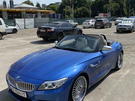 Синий БМВ Зет 4, объемом двигателя 3 л и пробегом 29 тыс. км за 27500 $, фото 1 на Automoto.ua