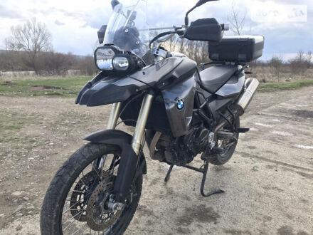 Серый БМВ F 800, объемом двигателя 0.8 л и пробегом 55 тыс. км за 3399 $, фото 1 на Automoto.ua