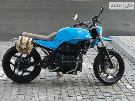 Синий БМВ K 75, объемом двигателя 0.75 л и пробегом 1 тыс. км за 8500 $, фото 1 на Automoto.ua