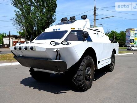 Белый БРДМ 2, объемом двигателя 5.5 л и пробегом 1 тыс. км за 18999 $, фото 1 на Automoto.ua