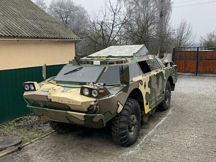 Зеленый БРДМ 2, объемом двигателя 5.5 л и пробегом 1 тыс. км за 12000 $, фото 1 на Automoto.ua