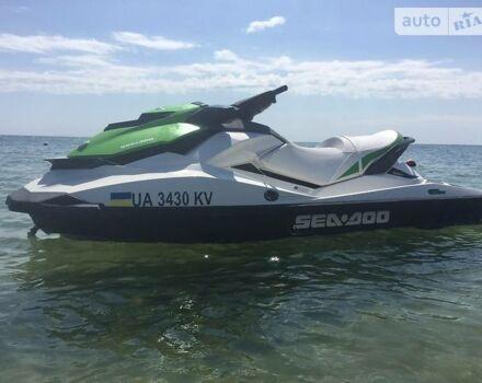 Зеленый БРП ГТИ, объемом двигателя 0 л и пробегом 1 тыс. км за 6500 $, фото 1 на Automoto.ua