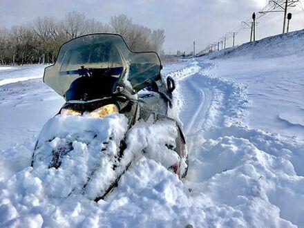 Черный БРП Ски-Ду, объемом двигателя 0.55 л и пробегом 3 тыс. км за 5200 $, фото 1 на Automoto.ua