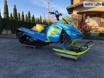 Синий БРП Ски-Ду, объемом двигателя 0.8 л и пробегом 1 тыс. км за 11000 $, фото 1 на Automoto.ua