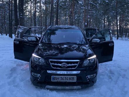 Черный БИД С6, объемом двигателя 2.4 л и пробегом 246 тыс. км за 8300 $, фото 1 на Automoto.ua
